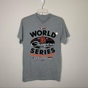 San Francisco Giants 2012 World Series T-Shirt